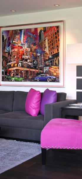 Tamara 39 s design interior design d coration - Federica naj oleari interior designer ...